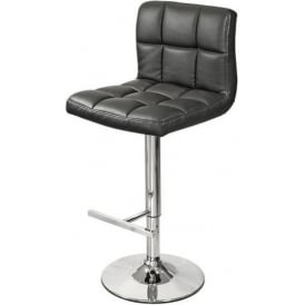 Padded Seat Bar Stool