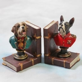 "Pair Of ""Gentry Dogs"" Bookends"