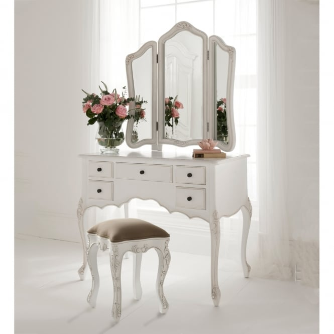 Paris Antique French Dressing Table Set