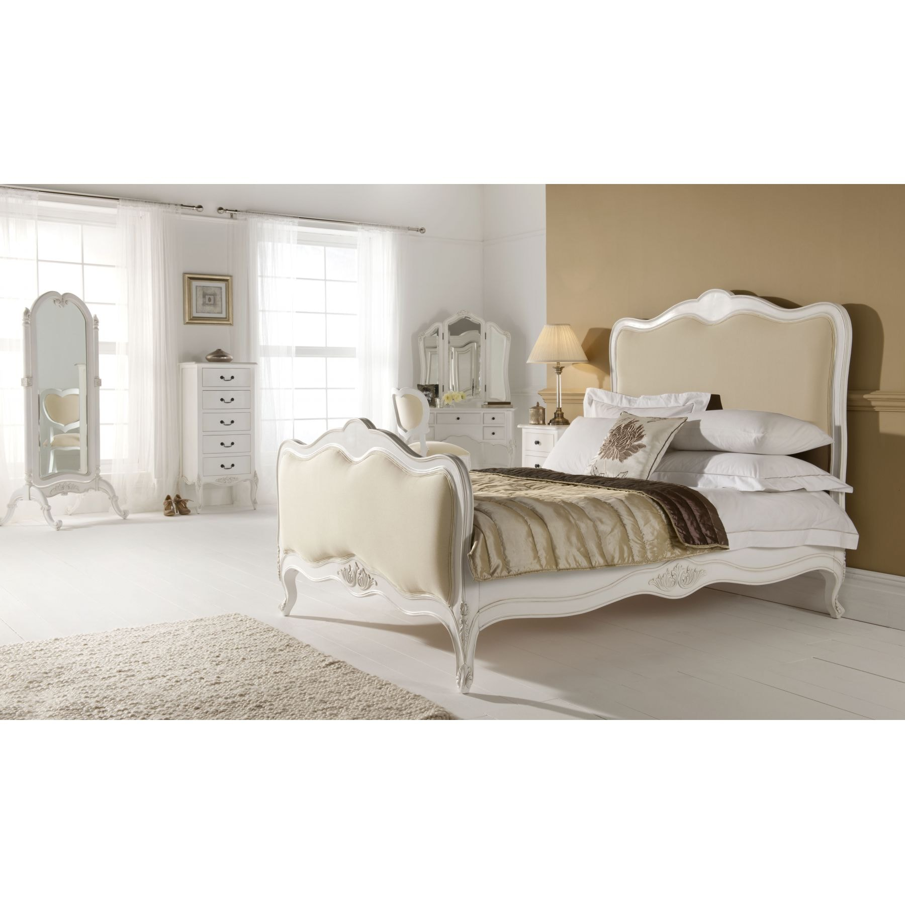 Parisian Style Bedroom Furniture This Fantastic Paris Antique French Bed Works Wonderfully