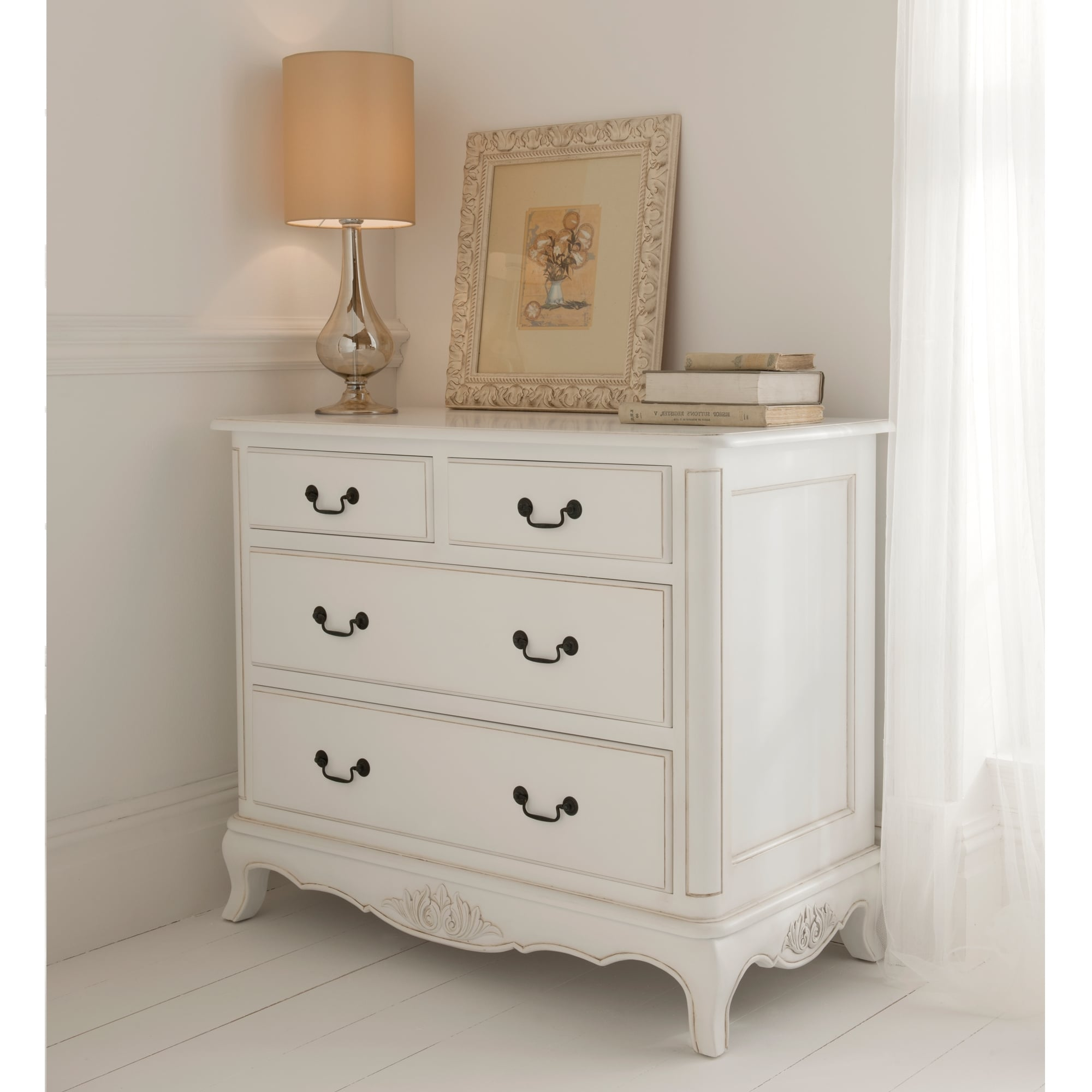 Paris Antique French Chest Of Drawers Works Exceptional