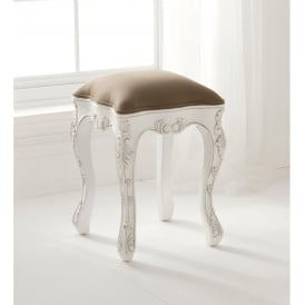 Paris Antique French Style Stool