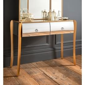 Paris Mirrored Dressing Table