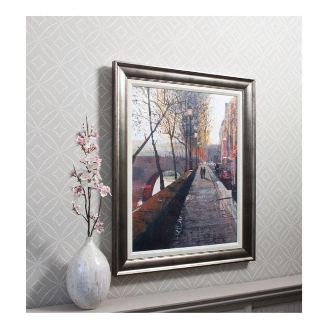 Paris Sidewall Framed Art