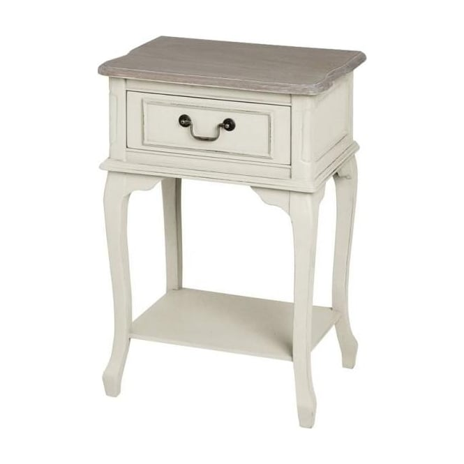Pavilion Antique French Style Bedside Table