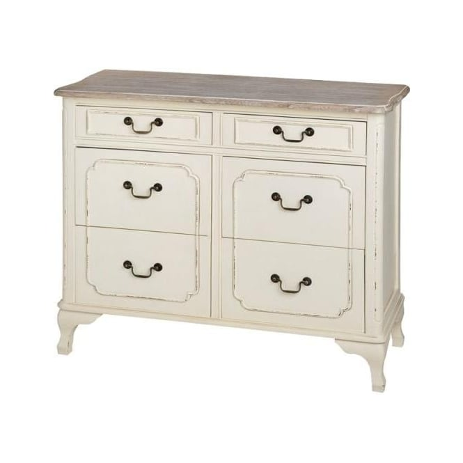 Pavilion Antique French Style Chest Of Drawers