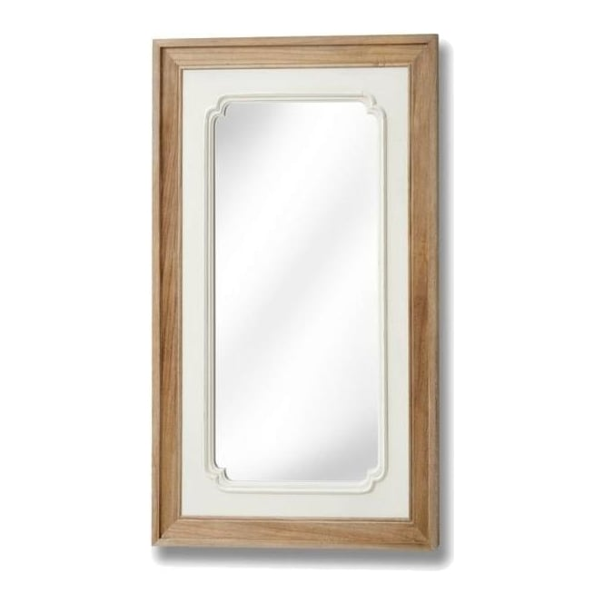Pavilion Antique French Style Mirror
