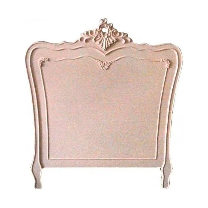 Pink Antique French Style Headboard