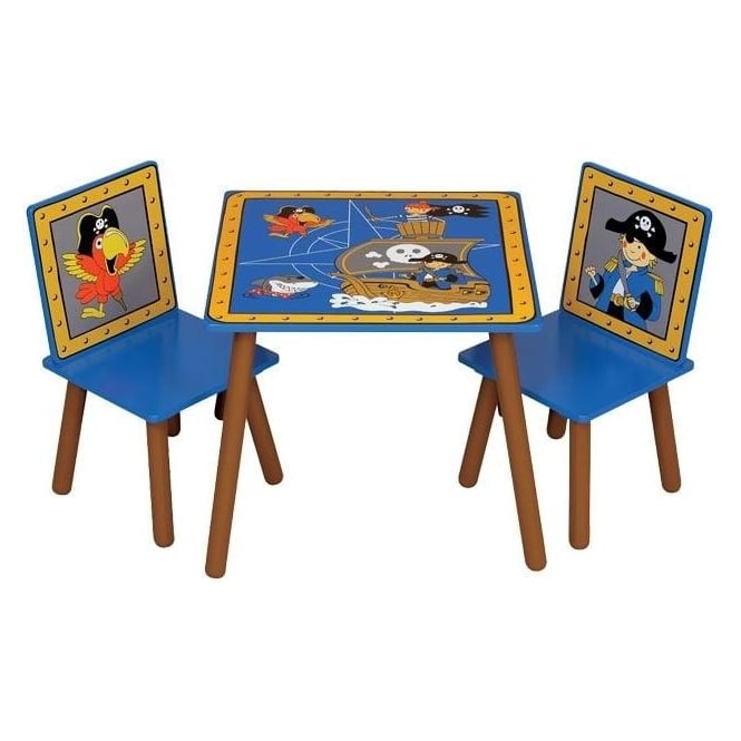 Pirate Table and Chairs Set