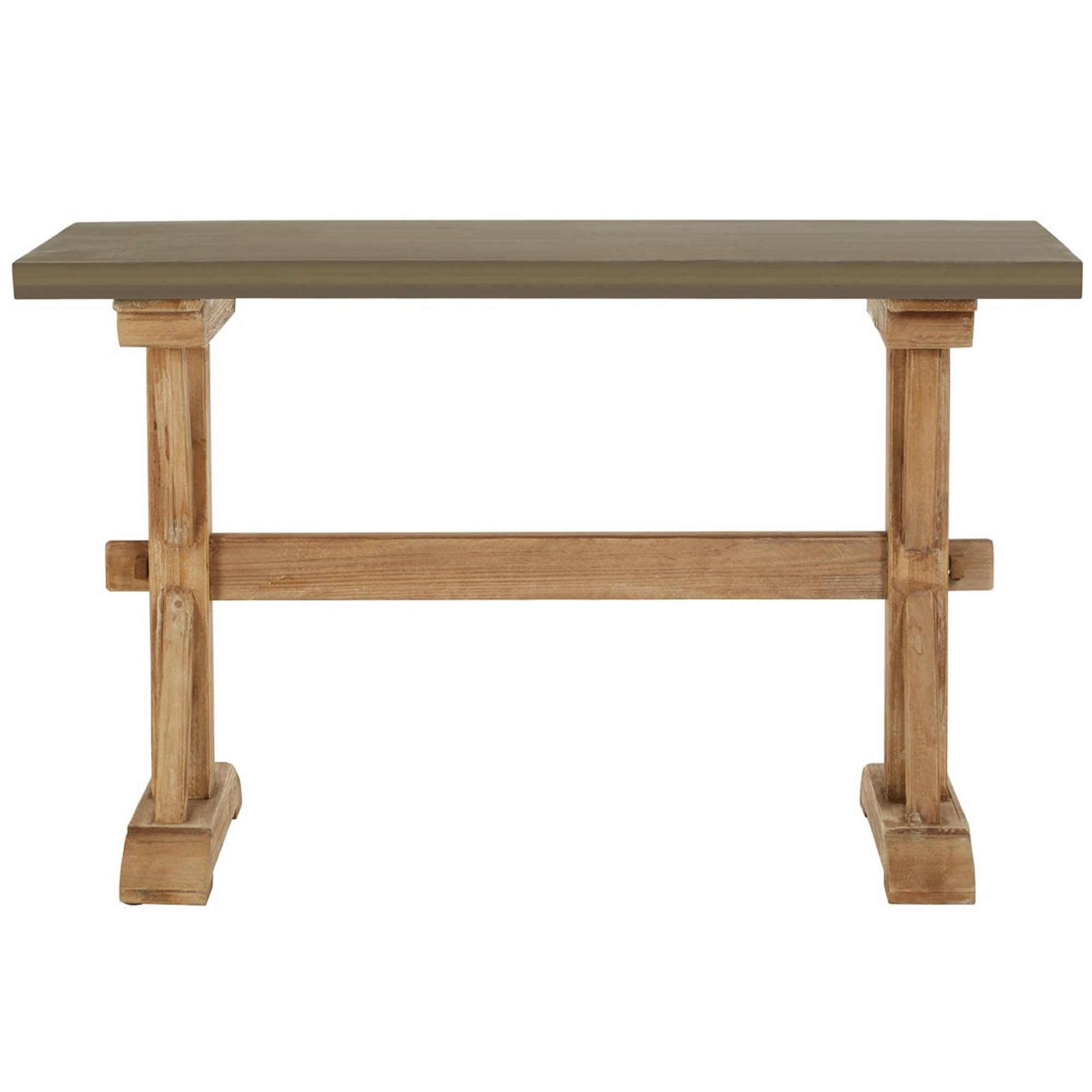 Pompeii Wooden Console Table Modern Contemporary Furniture