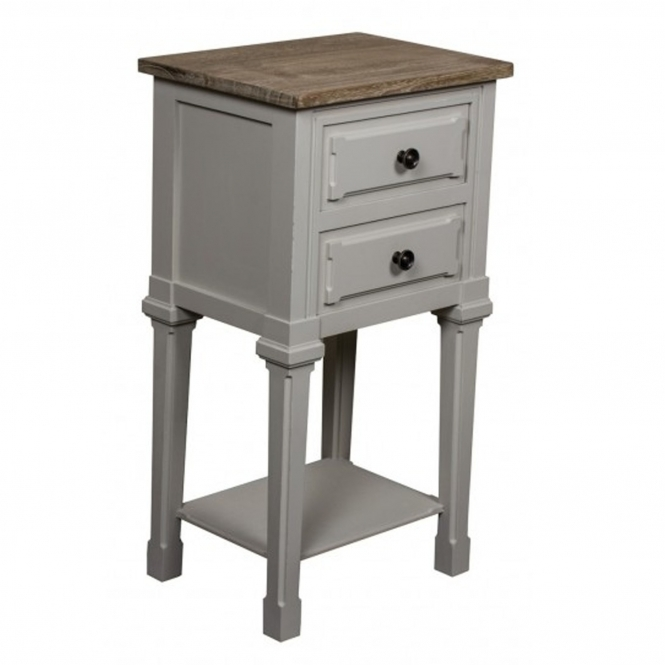 Portobello Shabby Chic Lamp Table