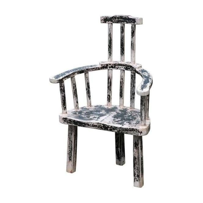 Primitive Shabby Chic Chair