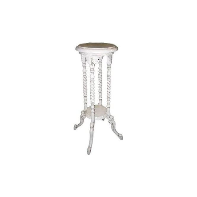 Barley Antique French Style Plant Stand