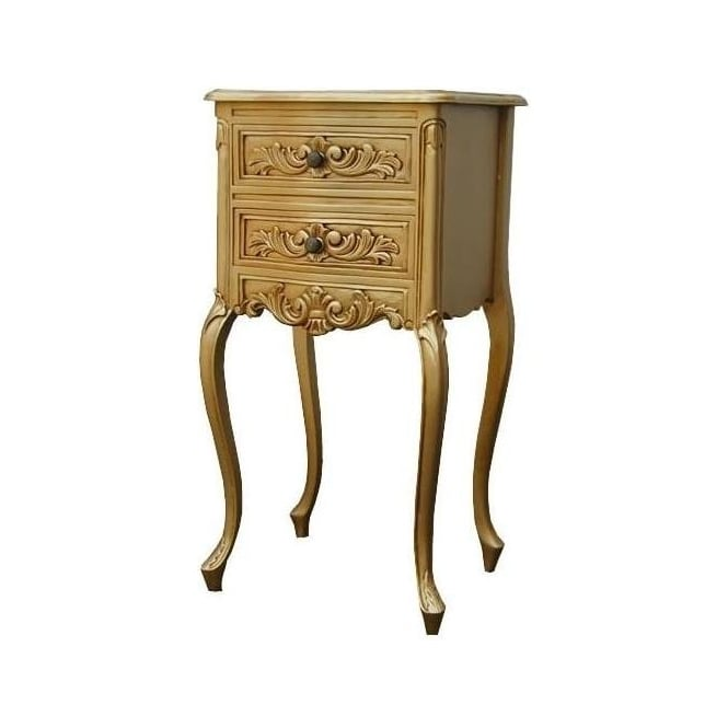 Antique French Style Nightstand