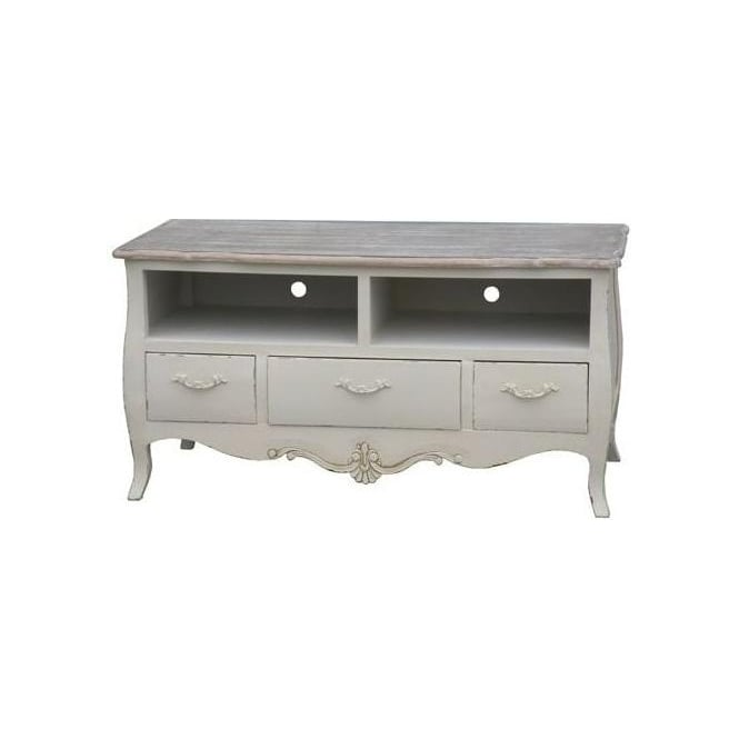 Loire Antique French Style TV Stand