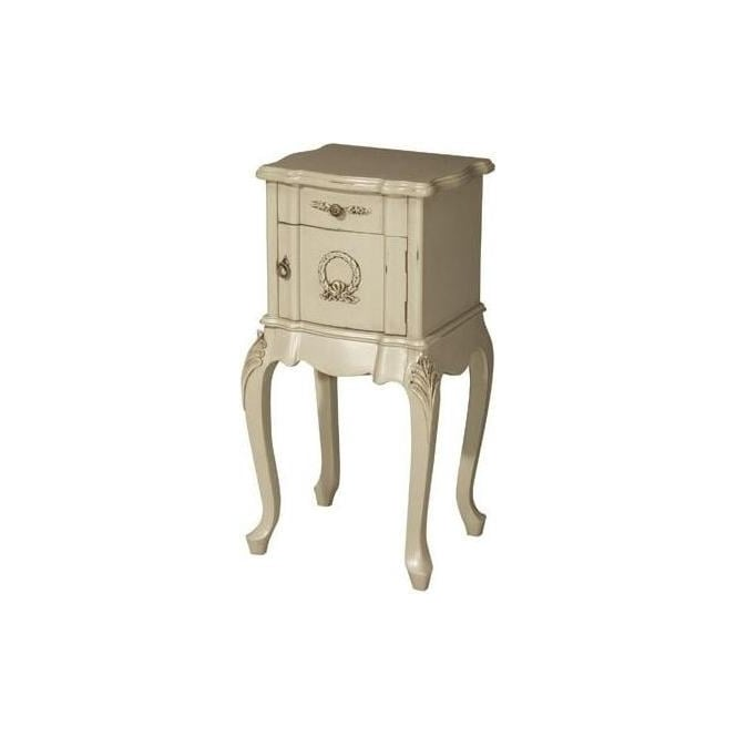 Regence Antique French Style Bedside Chest
