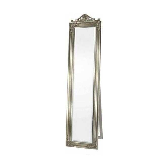 Coronet Antique French Style Cheval Mirror