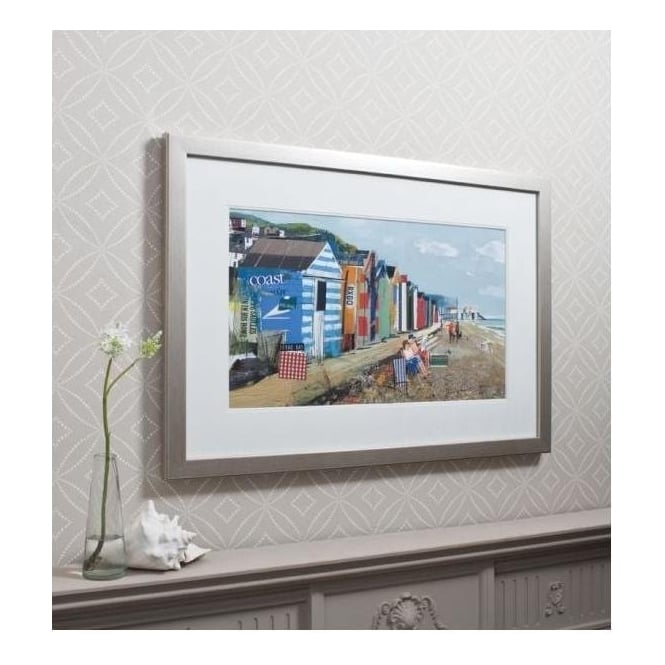 Beside The Seaside Framed Art