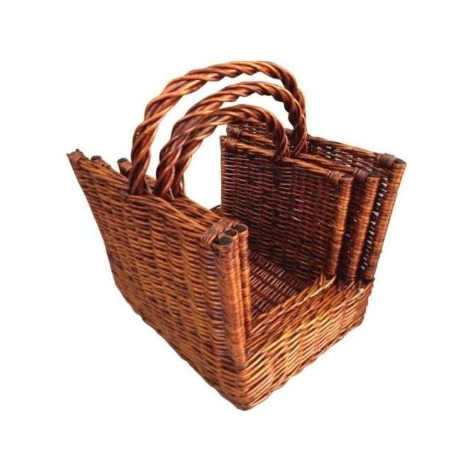 The Logs Set of 3 Baskets
