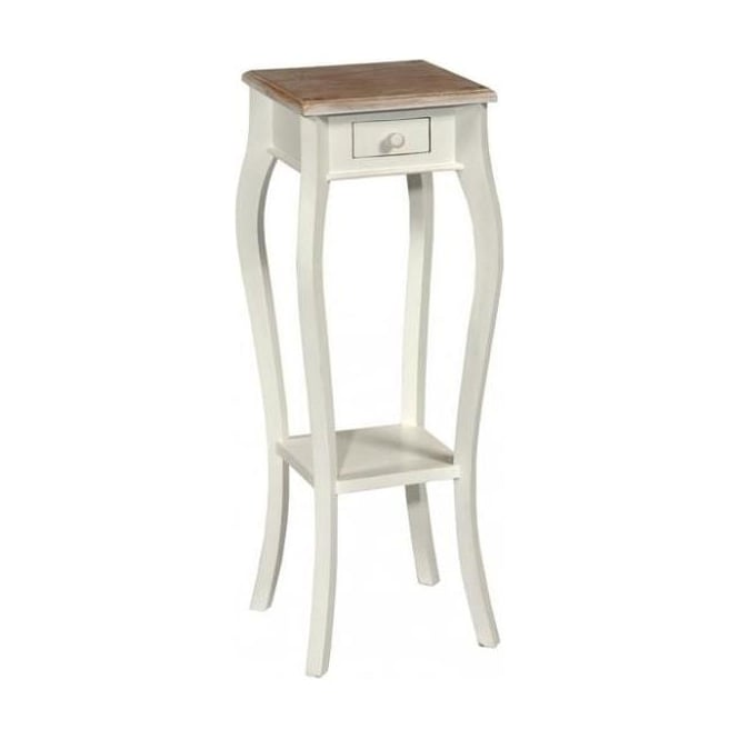 Tono Antique French Style Bedside Table