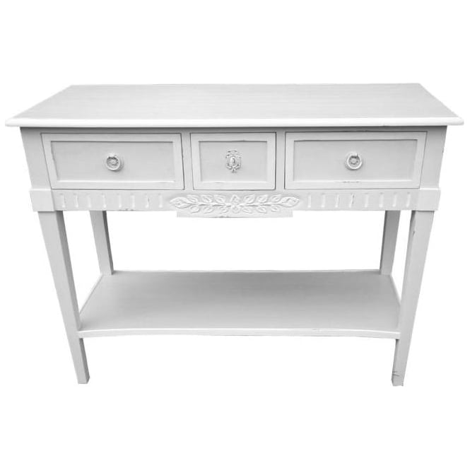 Antique French Style Console Table