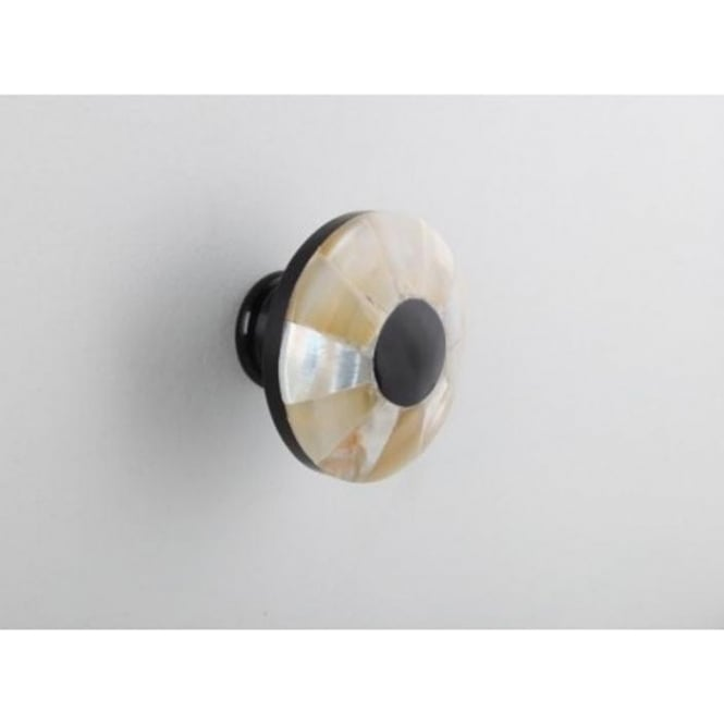 Set Of 4 Mother Of Pearl Drawer Knobs