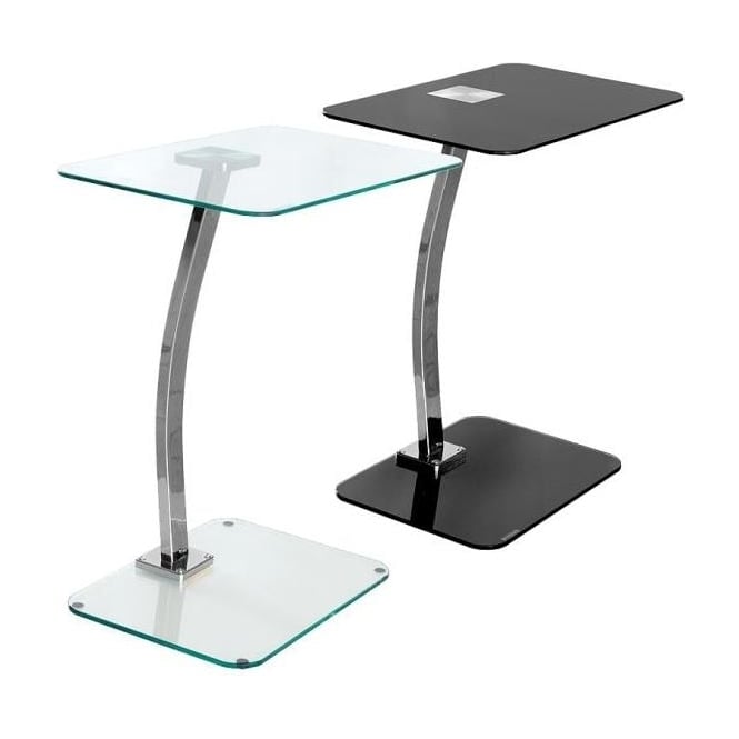 Glass Laptop Table