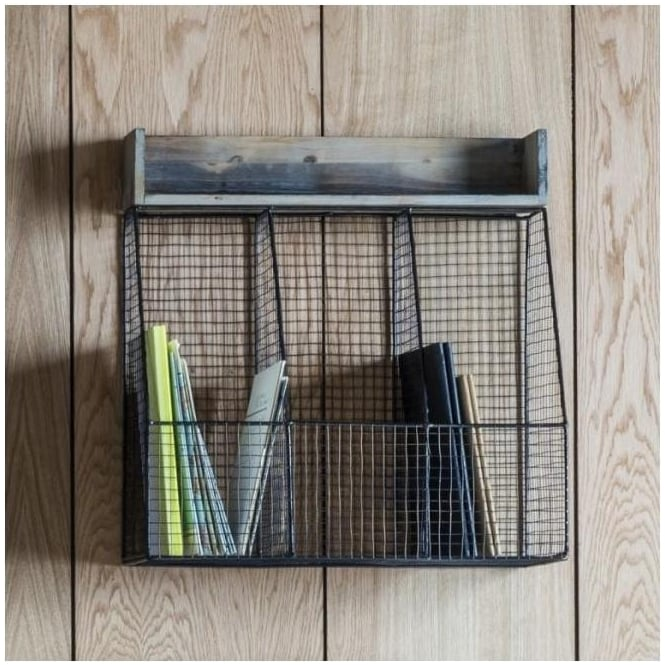 Langton Wire Triple Storage Rack