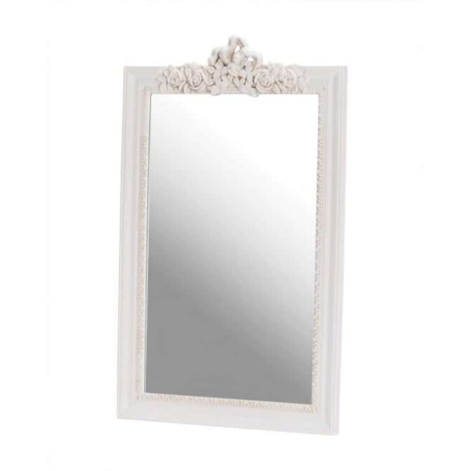Juliette Antique French Style Wall Mirror