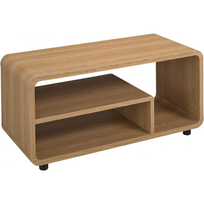 Curve TV Unit