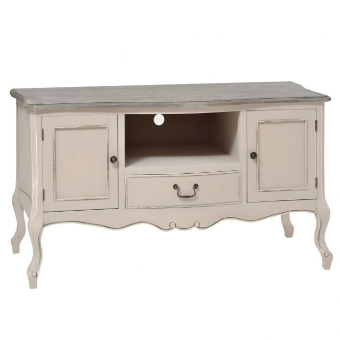 Manor House Shabby Chic TV Cabinet