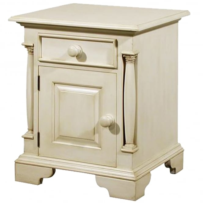 Canterbury Antique French Style Bedside