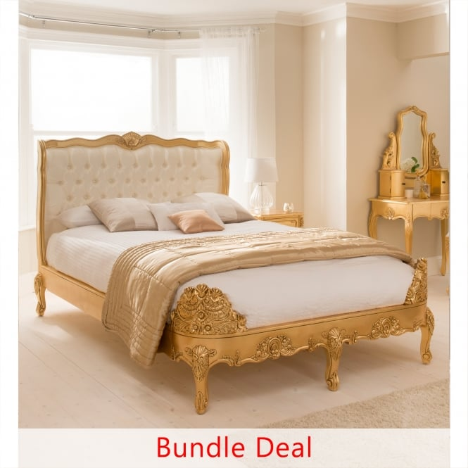 Baroque Gold Leaf Bundle Deal #1