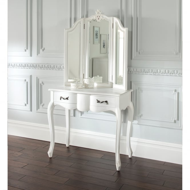 Estelle Antique French Style Dressing Table