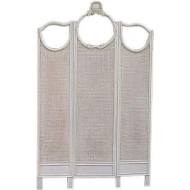 Rattan Antique French Style Screen