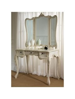 La Rochelle Antique French Dressing Table (Large)