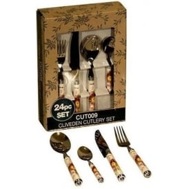 24 Pieces Cutlery Set Cliveden