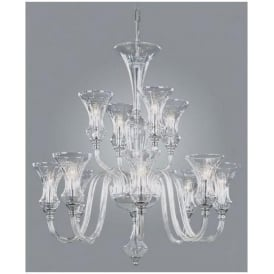 Antique French Style Crystal Chandelier 4