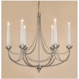 Antique French Style Cirrus Pendant Light 2