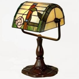 Mackintosh Style Bankers Lamp