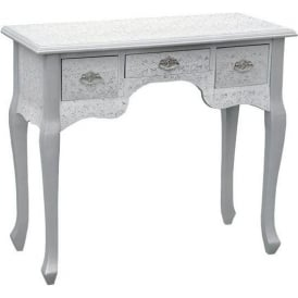 Chaandhi Kar Shabby Chic Console Table