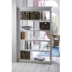 Whitehaven Shabby Chic Display Cabinet / Room Divider