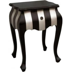 Parallels Antique French Style Bedside Table