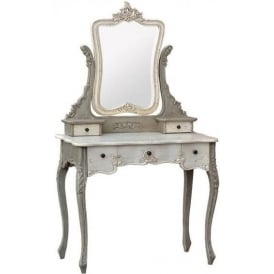 IsaBella Blush Shabby Chic Dressing Table