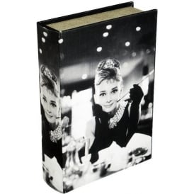 Storage Book - Audrey Hepburn