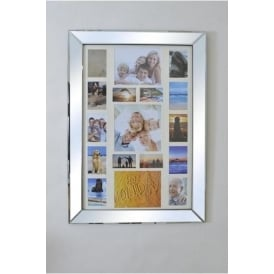 Mirrored Picture Frame
