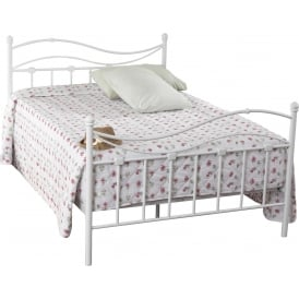 Wave Metal Bed