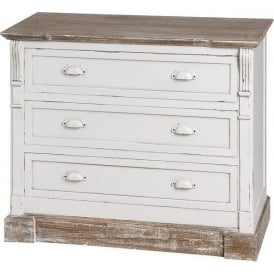 New England Shabby Chic Chest