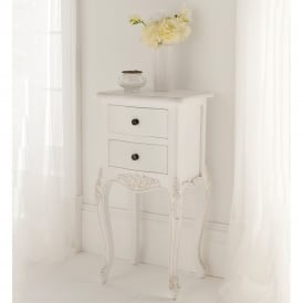 Paris Antique French Style Bedside