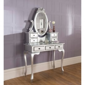 La Rochelle Antique French Style Dressing Table